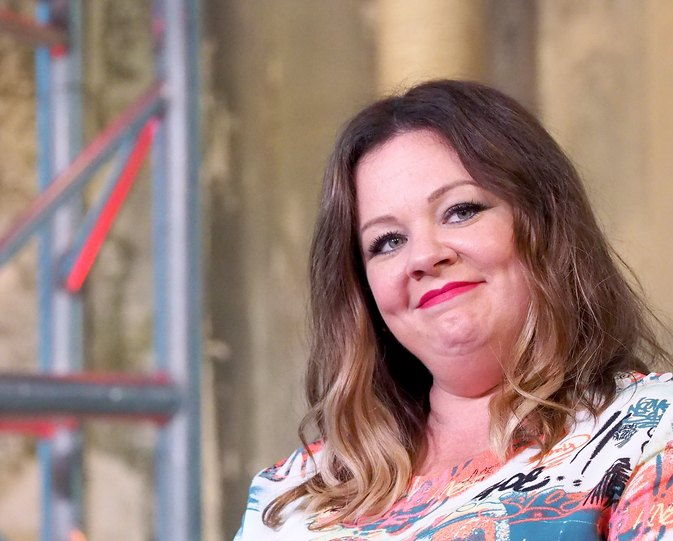 Melissa McCarthy has the best response ever to online trolls