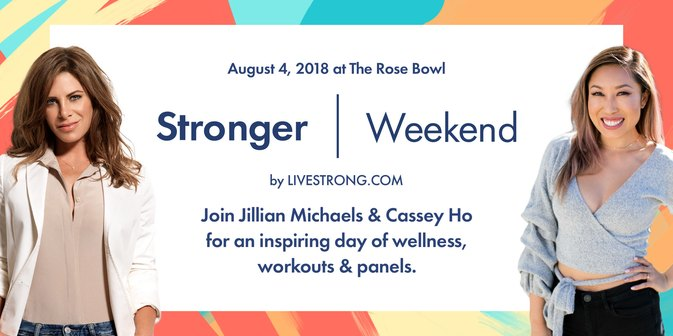 Be Jillian Michaels and Cassey Ho's VIP Guest for a Day of Wellness This Summer