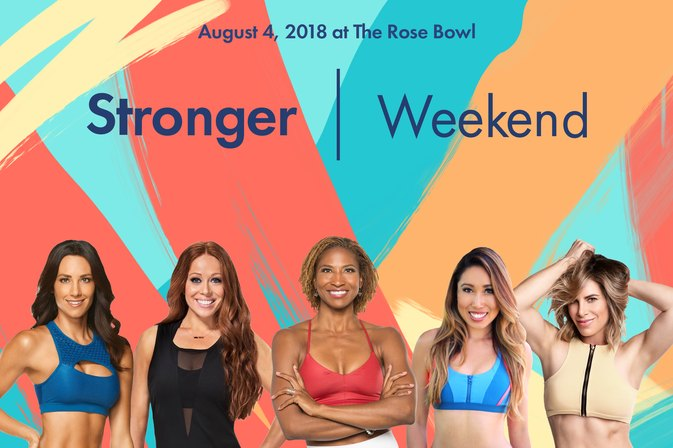 Be Jillian Michaels', Cassey Ho's and Autumn Calabrese's Guest for a Day of Wellness