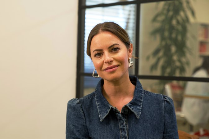 Girlboss CEO Sophia Amoruso Reveals Her Struggles With Self-Doubt