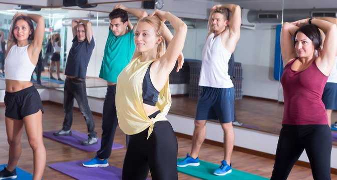 Jazzercise about learn the moves