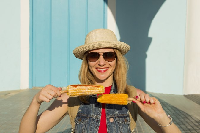 Try This Genius Trick the Next Time You Eat Corn
