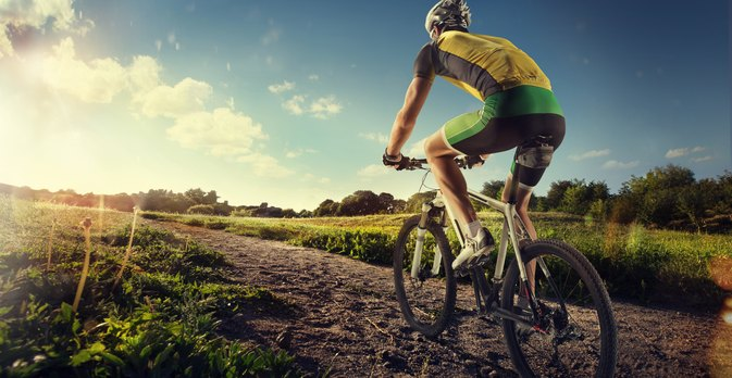 How to Build Stamina Riding a Bike