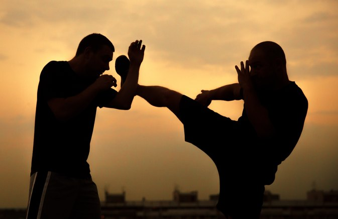 Krav Maga Fitness Training