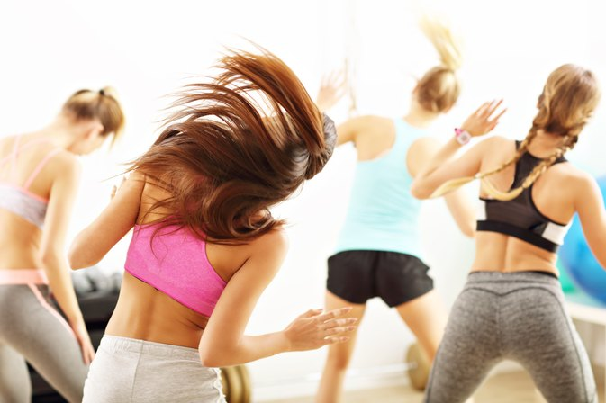 Zumba Tips for People With Bad Knees