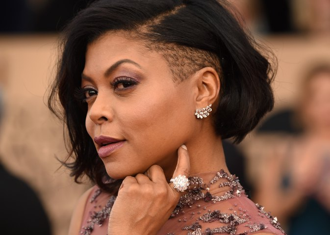 Taraji P. Henson Landed in the ER After Doing This on an Empty Stomach