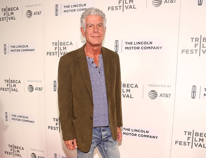 Anthony Bourdain Wants You to Eat Ugly Food