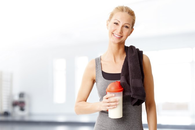 Is Milk Bad Before Aerobic Exercise?