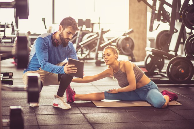 Personal Training Workout Routines for Clients