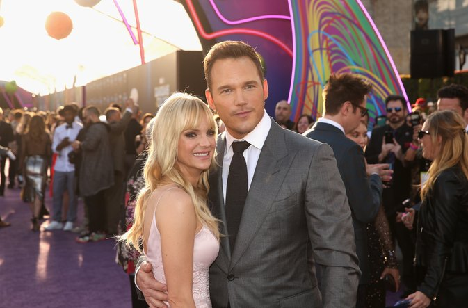 Chris Pratt and Anna Faris Begin Couples Therapy