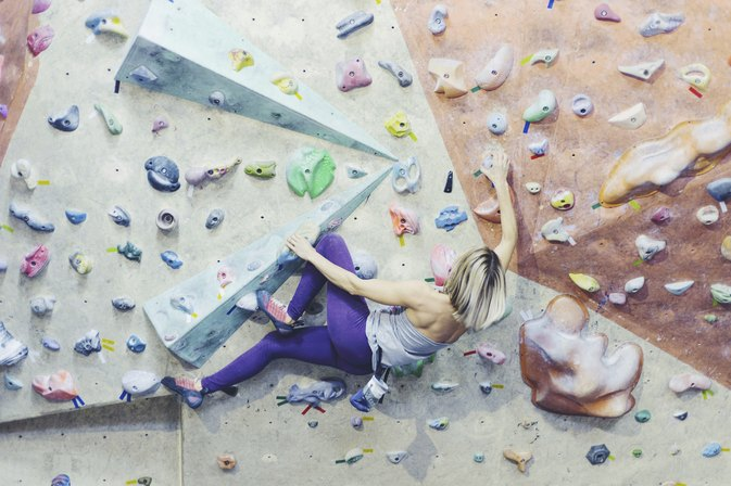 Why Rock Climbing Isn't Just for Thrill Seekers