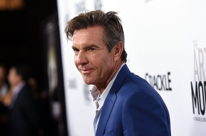 Dennis Quaid's One Piece of Advice for Looking Good at Any Age