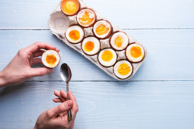 Boiled Egg White Diet