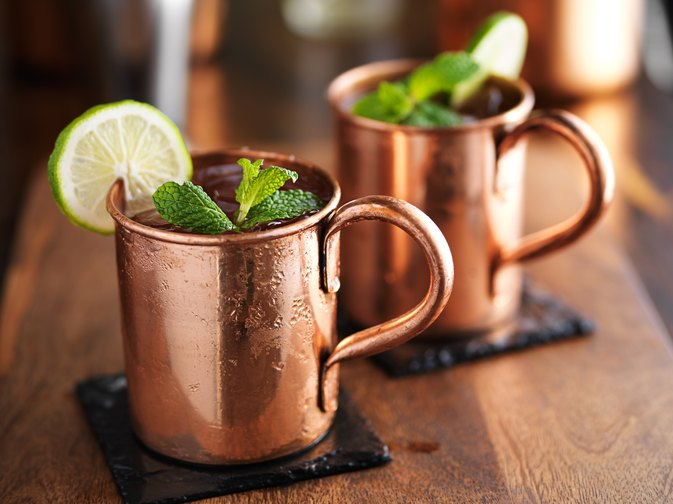 your moscow mule mugs could make you sick livestrong com. Black Bedroom Furniture Sets. Home Design Ideas