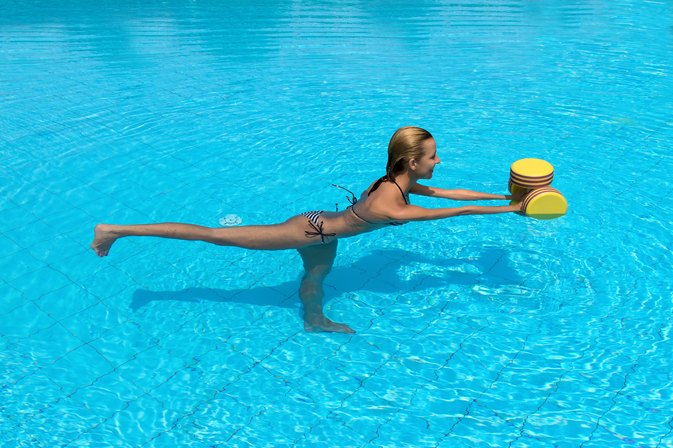 The History of Water Aerobics