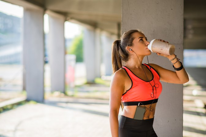 What Happens If You Drink Protein Shakes Without Exercising?