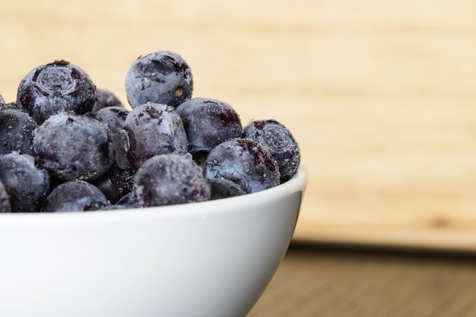 Are Frozen Blueberries Healthy?