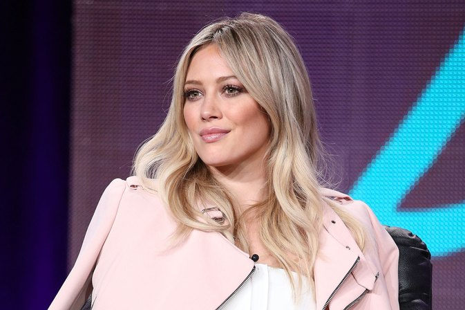 Hilary Duff's Response to Body Shamers Is Perfect