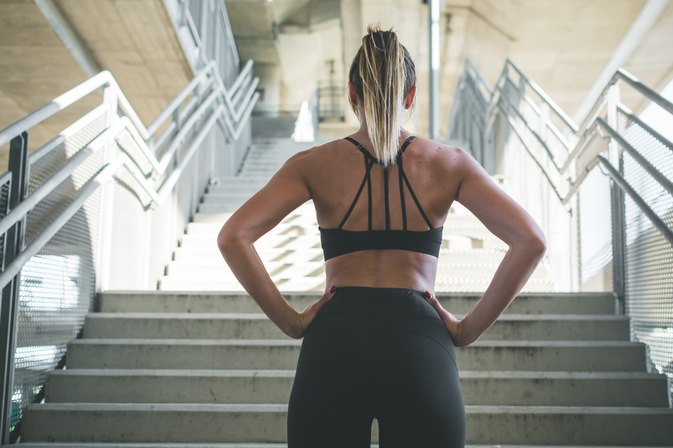 How to Take Your Booty Workout Beyond the Squat Challenge