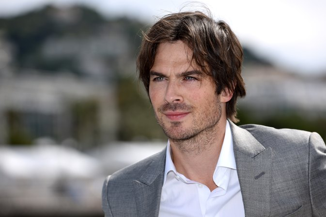 Ian Somerhalder Explains Why He Calls His Cheat Meals 'Balance Days'