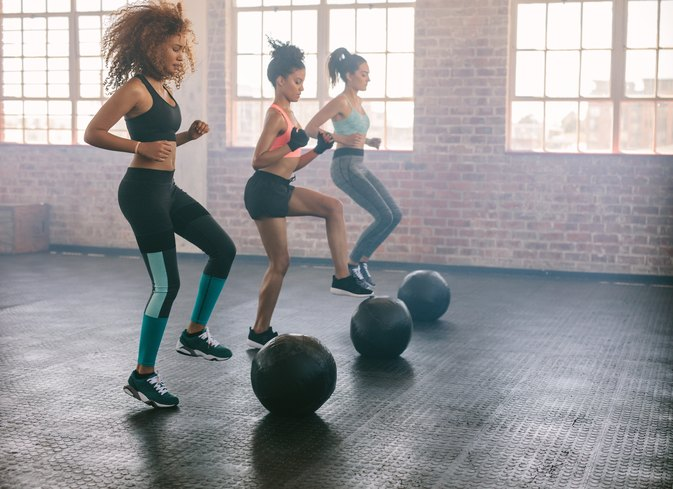 Circuit Training Class Ideas