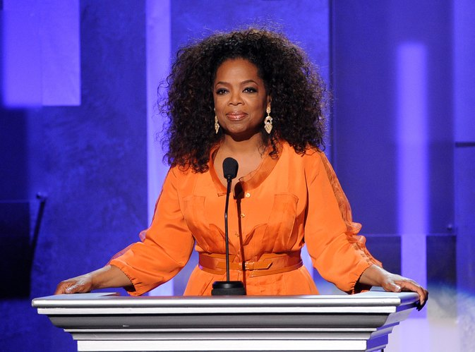 Oprah Opens Up About Using Food to Cope With Her Emotions