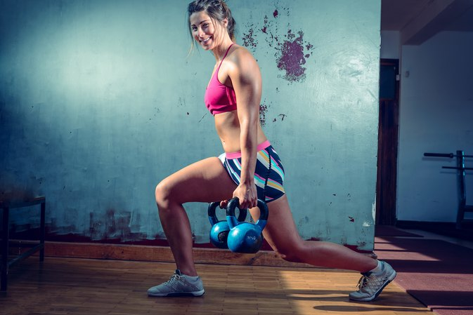 The Best Leg Exercises With Free Weights