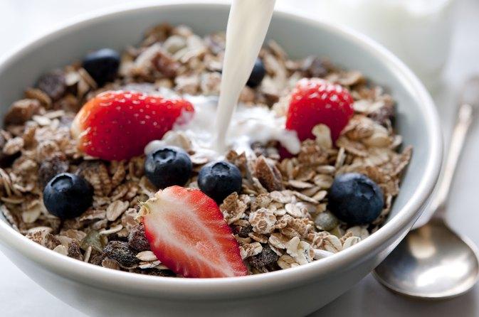 Top 10 healthiest cereals livestrong top 10 healthiest cereals ccuart Images