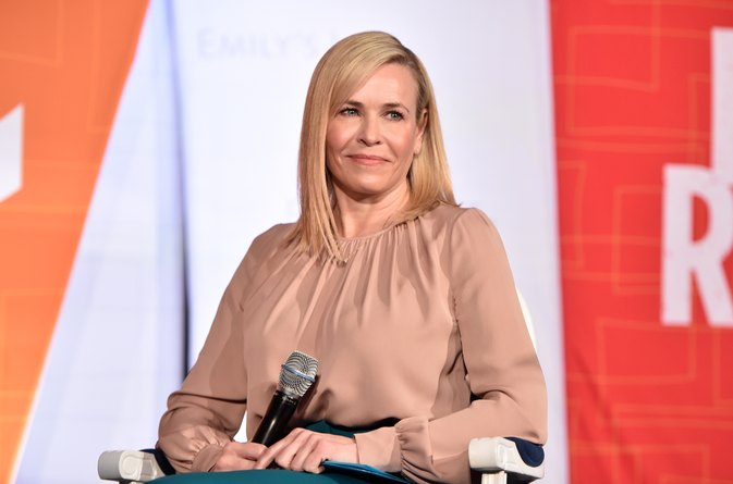 Chelsea Handler quit smoking with this popular Hollywood method