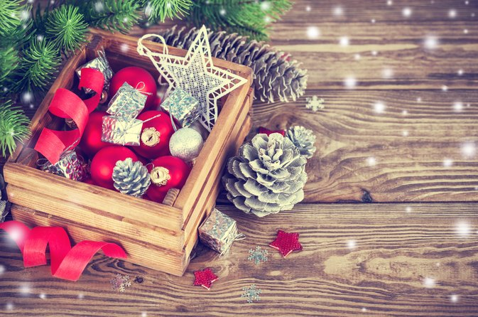 Deck the Halls! Early Christmas Decorating Makes You Happier, Says Science