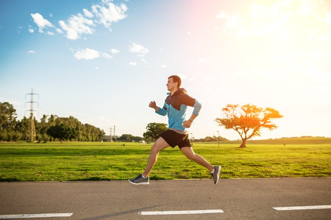 Does a Sprinter Need Aerobic Capacity?