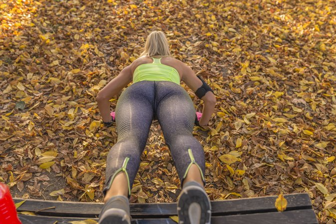 Exercises That Increase the Size of Your Butt Quickly