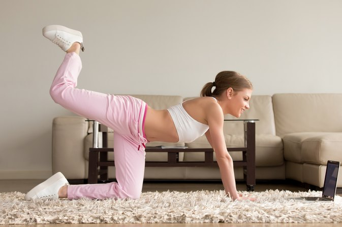 Leg Exercises at Home for Blood Circulation