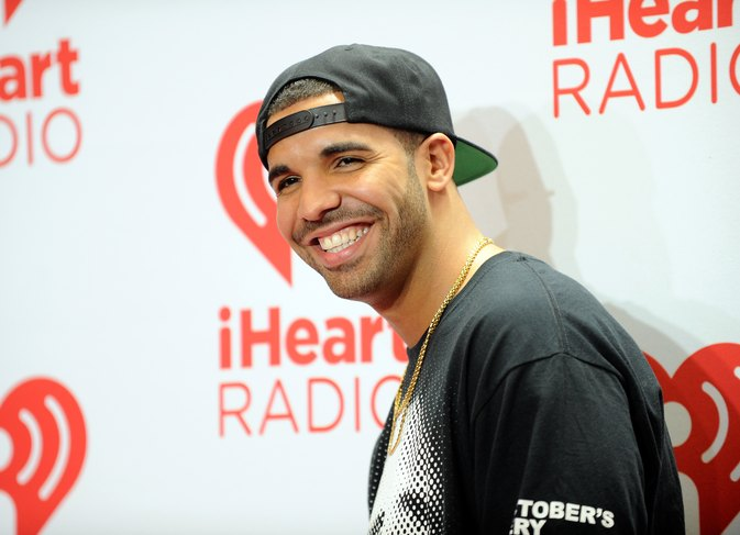 Drake Reveals the Secret to His Bright White Teeth
