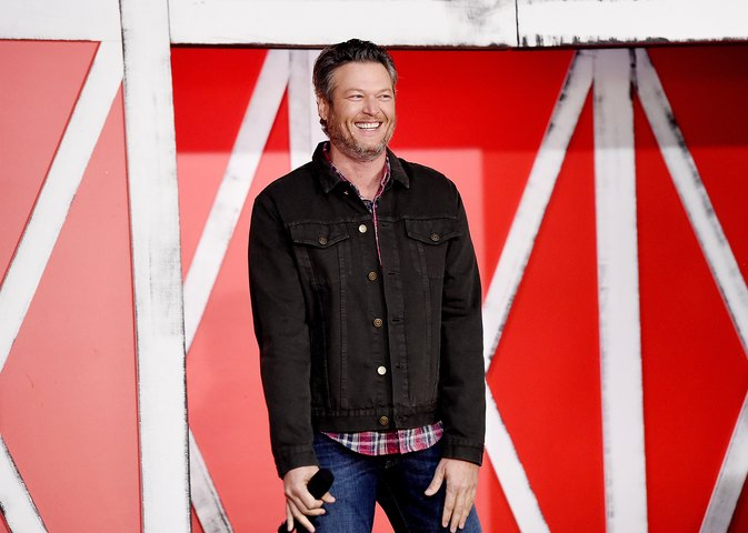 Even Blake Shelton Doesn't Think He's the Sexiest Man Alive