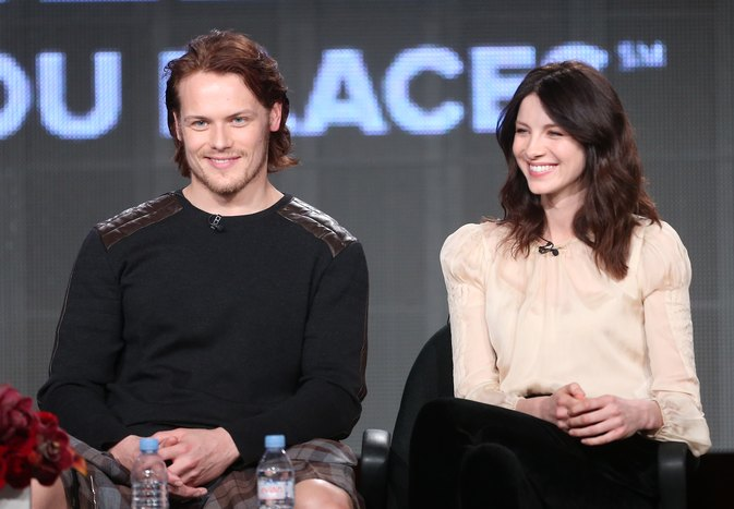 How Outlander's Sam Heughan Gets That Infamous Butt