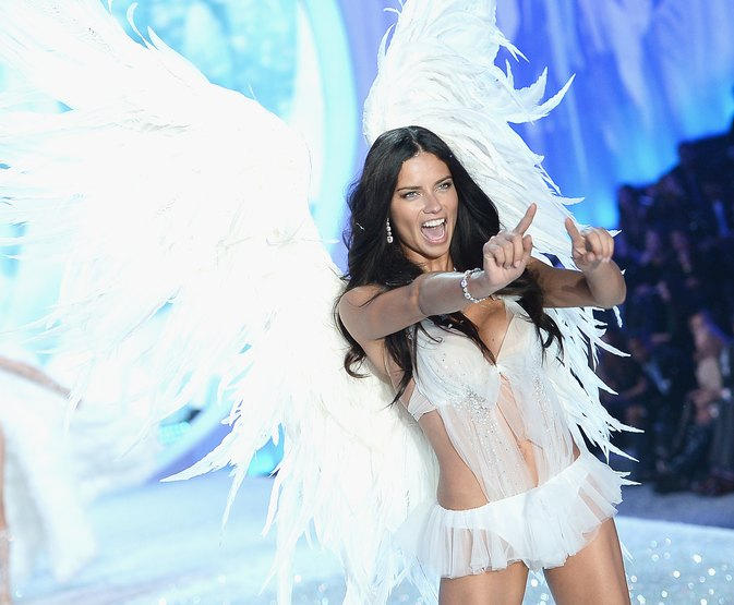 Adriana Lima Will Now Only Get Naked on Her Own Terms