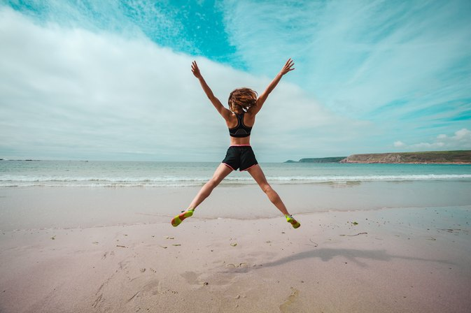 How Good Are Jumping Jacks as an Aerobic Exercise?