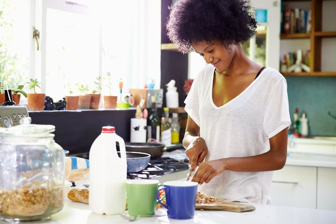 Eat breakfast every day? Here's how it affects your weight