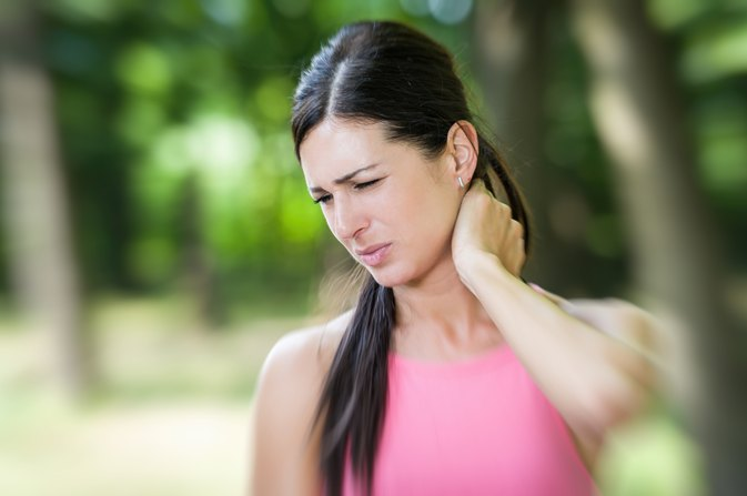What Are the Causes of Burning Neck Pain?