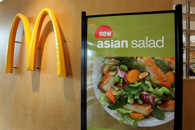 McDonald's salads pulled because of cyclospora outbreak — and here's what that means