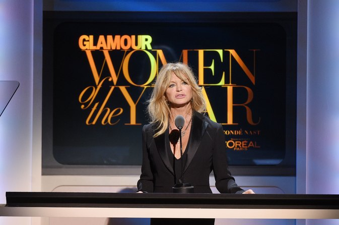 Goldie Hawn Looks Incredible at 71, Thanks to This Daily Habit