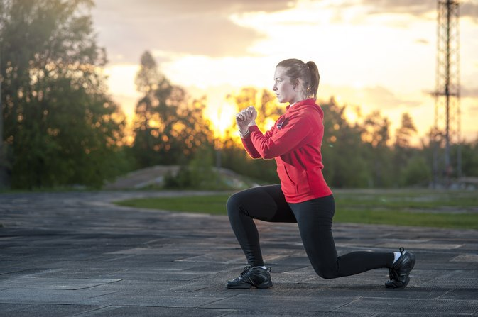 5 Things You Need to Know About Jump Lunges