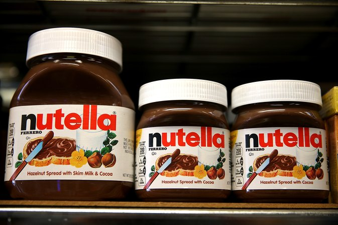 Nutella Went to Court to Prove Its Superiority