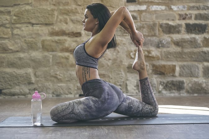 In Defense of Yoga Pants (and the Women Who Wear Them)