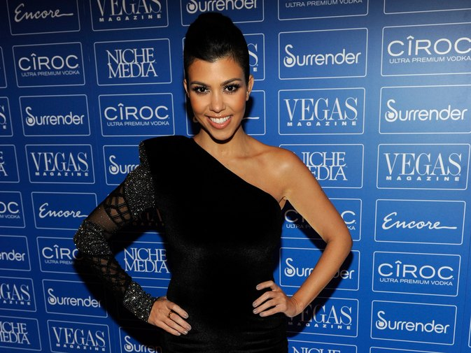 Here's What Kourtney Kardashian Eats in a Day