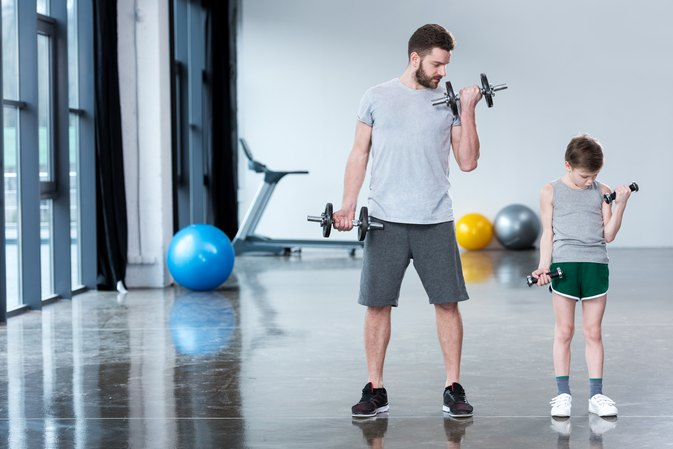 Can Lifting Weights When Young Stunt Your Growth?