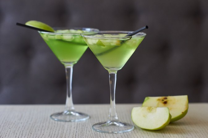 Calories in an Apple Martini