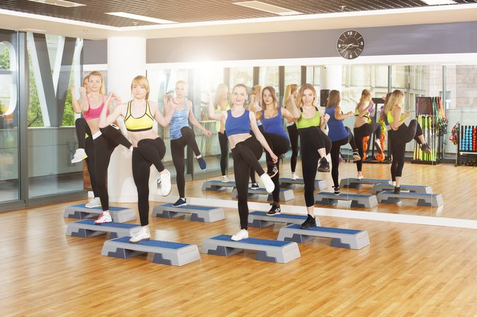 Step Aerobics Instructor Training