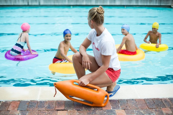 YMCA Water Fitness Instructor Certification | LIVESTRONG.COM